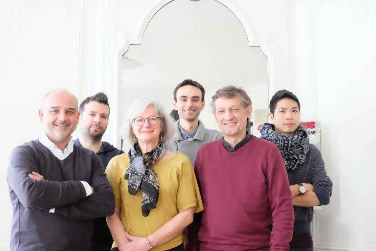 L'équipe d'iScope